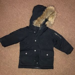 BabyGap winter coat size 2t very warm
